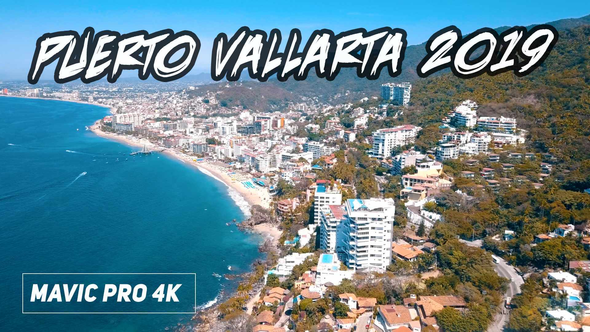 MAVIC Flying in Puerto Vallarta, Mexico 2019 - Hotel Mousai Garza Blanca Resort by Marcin Migdal