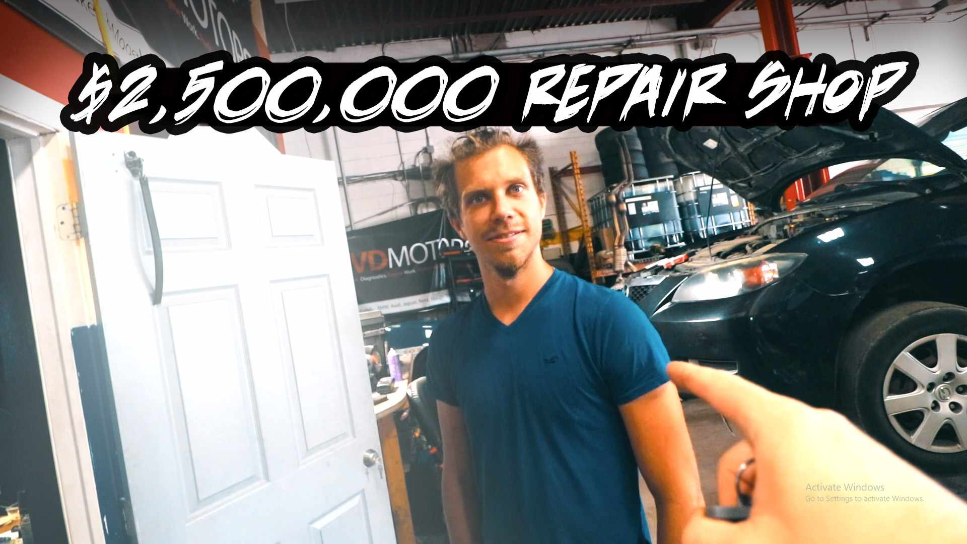 Meet the 24 y/o Mechanic /w $2.5 Million Auto Repair Shop...Interview /w Owner of REVVD MOTORS