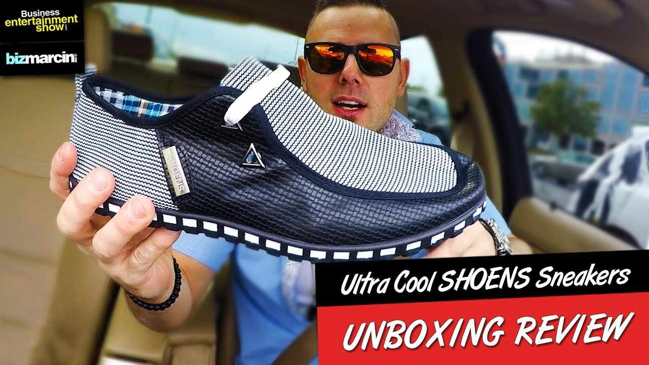 Unboxing SHOENS Sneakers - THESE $18 SHOES ARE AS COMFY AS THEY LOOK