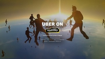 100's of Skydivers & Marcin Migdal Soar on The UBER Experiment Business Reality Show