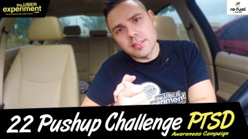22 Pushup Challenge To Raise Awareness of Veteran Suicide, PTSD (Josh Busuttil, Angella Goran, David Gorski)