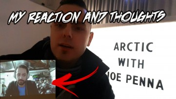 ARCTIC MOVIE - Full Film Reaction, Secrets From the Set, Joe Penna Q&A at Toronto Youtube Space