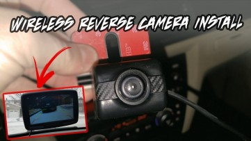 AUTOVOX : Review & Install Wireless Reverse Backup Camera Kit + 4.3
