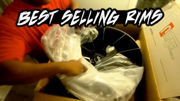 BEST SELLING RIMS? I Visit A Rim Shop & Find Out-  NICHE ASCARI/ MISANO/ VICENZA/ SECTOR/ STACCATO