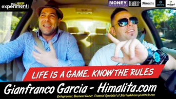 BUSINESS TIPS: LIFE IS A GAME. KNOW THE RULES (Gianfranco Garcia - Founder of Himalita.com)