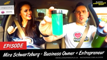 Entrepreneur Interview - Business Owner Mira Schwartzburg on Business Entertainment Show