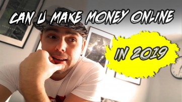 How to Make Money Online in 2019 | Make Money on YouTube Without AdSense (FREE List of Sponsors)