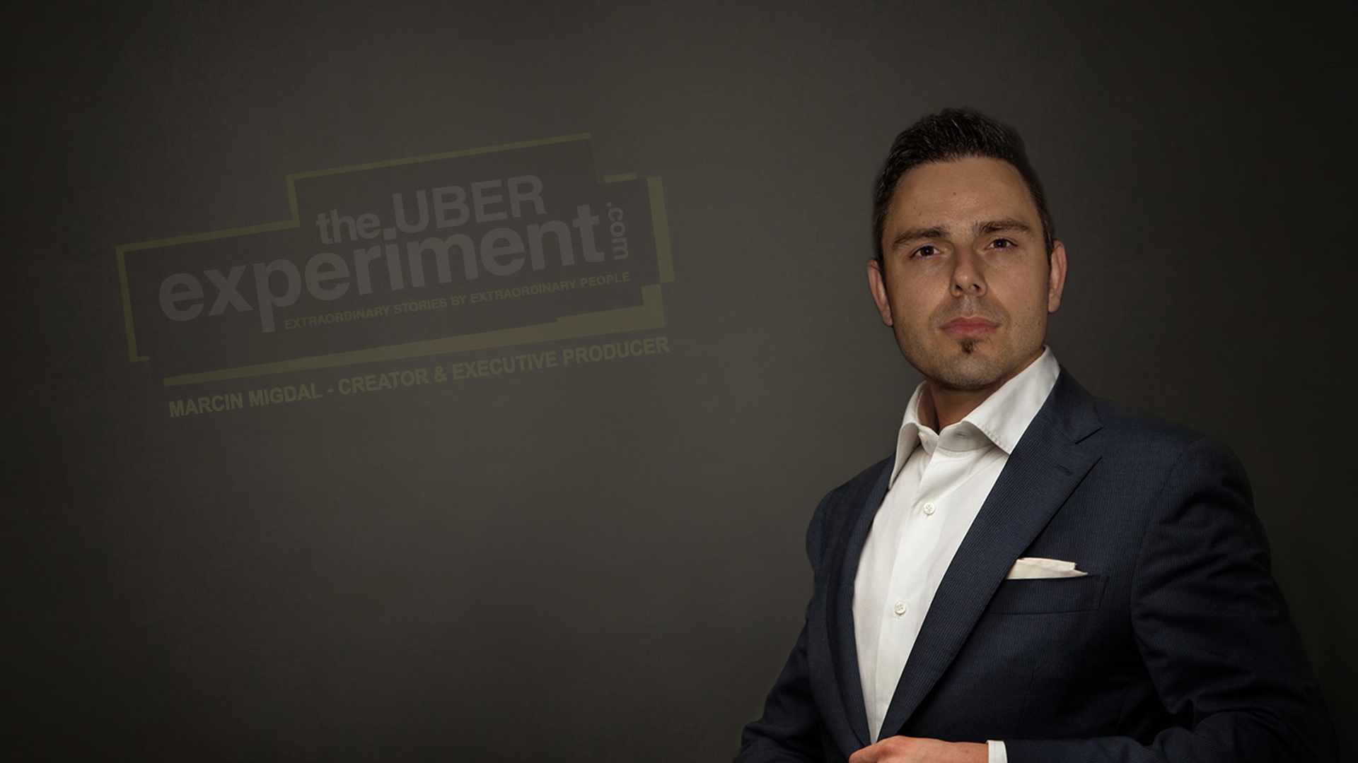 Marcin Migdal - The Uber Experiment Reality Show Producer, Brand Director & Host