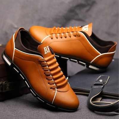Men Flats Shoes Golf shoes Casual Shoes