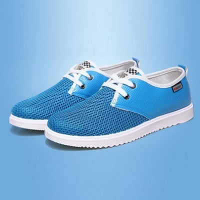 SPORT Summer Casual Breathable shoes - BLUE