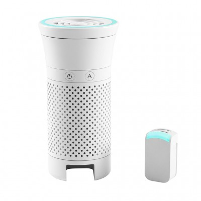 WYND Air Purifier & Tracker (White)