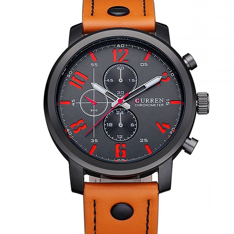 Curren chronometer watch prices