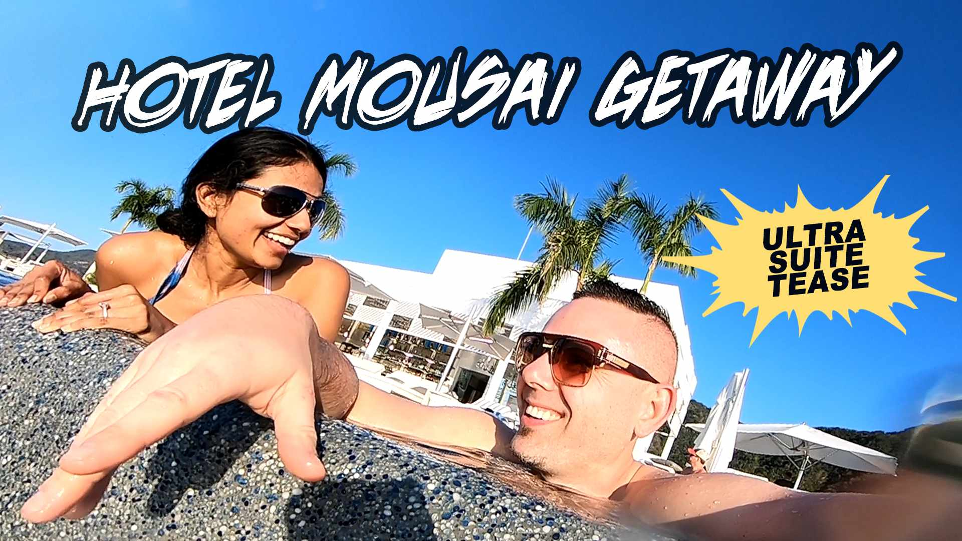 Our Stay at Hotel Mousai Adults Only Resort & Spa - The Adventure is Coming! Stay Tuned