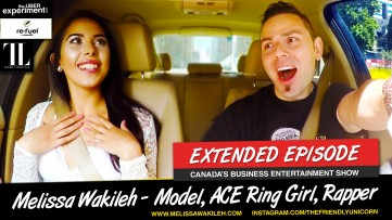 UGLY TRUTH BEHIND PAGEANTS - Marcin Migdal Interviews Model Melissa Wakileh on The Uber Experiment